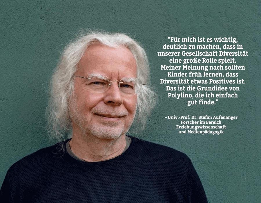Univ.-Prof. Dr. Stefan-Aufenanger-Interview-Polylino