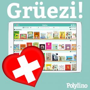 Polylino jetzt auch in der Schweiz