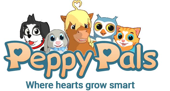 PeppyPalsBannerSlogan