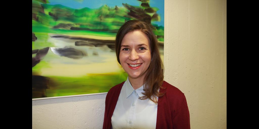 Maria Anttila, Expertin für Bildung und Bildungsdienstleistungen der Stadtverwaltung in Tampere.