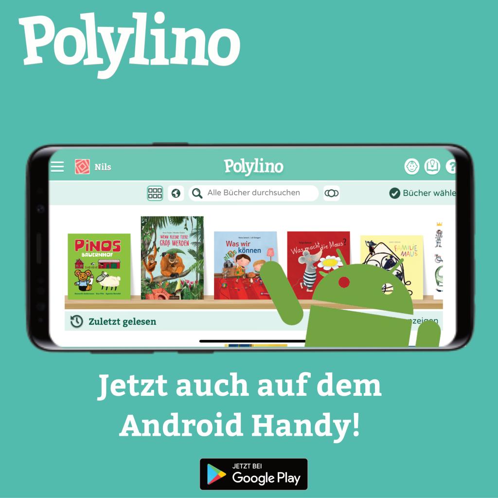 Android App für Polylino Mobiletelefone!