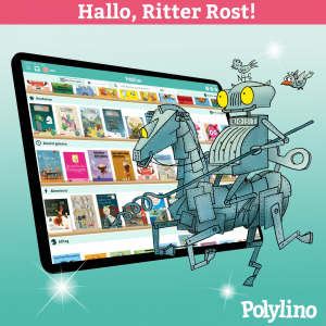 Ritter Rost bei Polylino